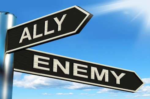 Ally-Enemy